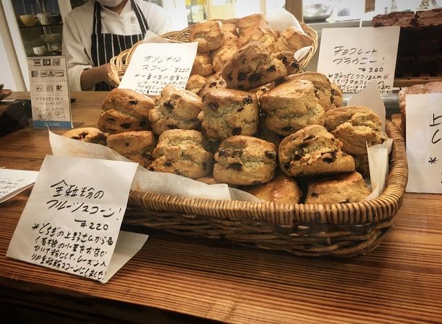 イギリスの焼き菓子が東京で味わえるって噂。_3