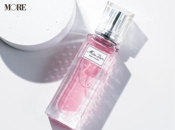 【ベストコスメ2021上半期】フレグランス部門は『ディオール』『ジルスチュアート』『ミュウミュウ』。香りも見た目も美しい!