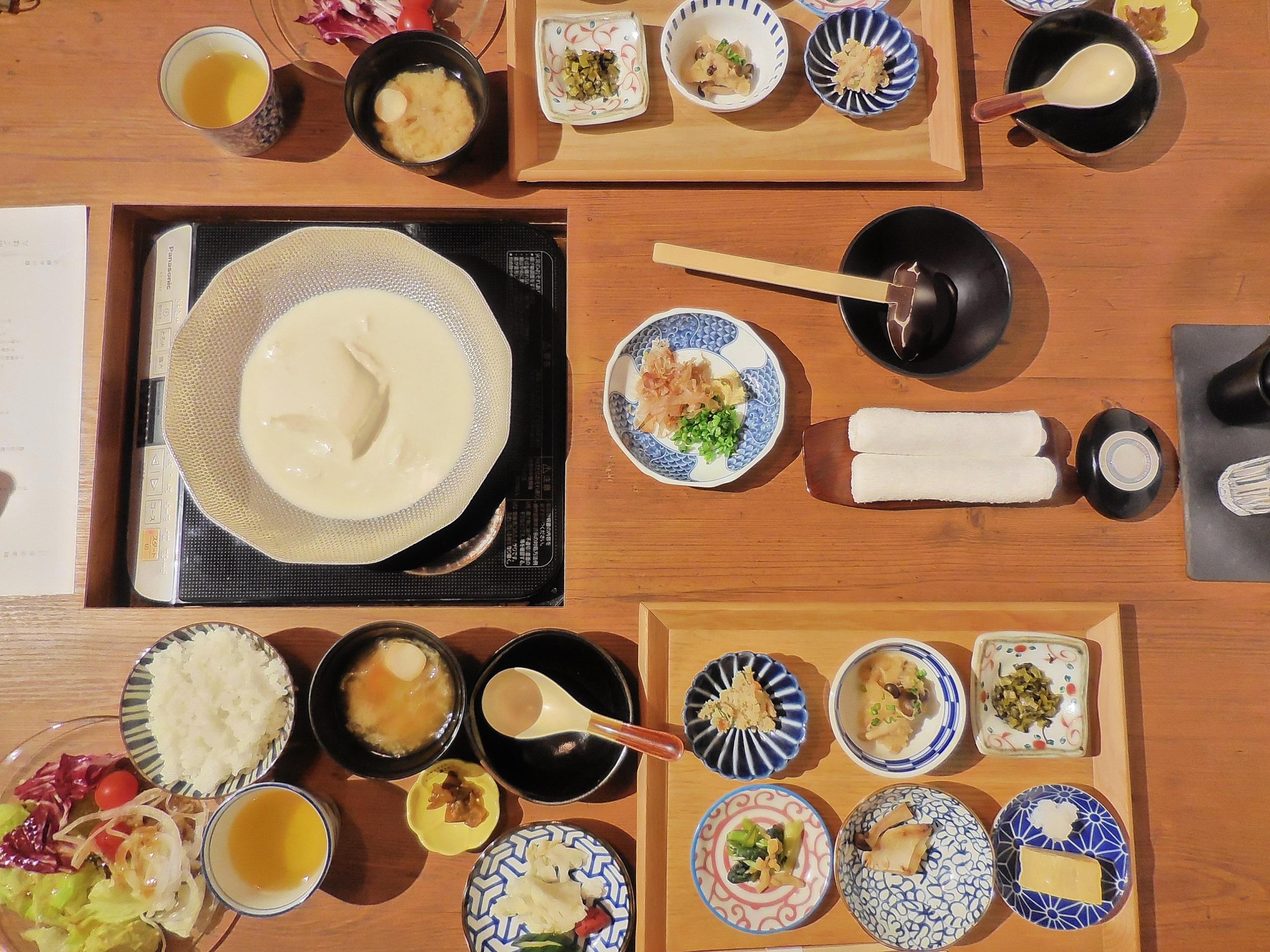 【信州・蓼科】豆皿でいただく絶品朝食_4