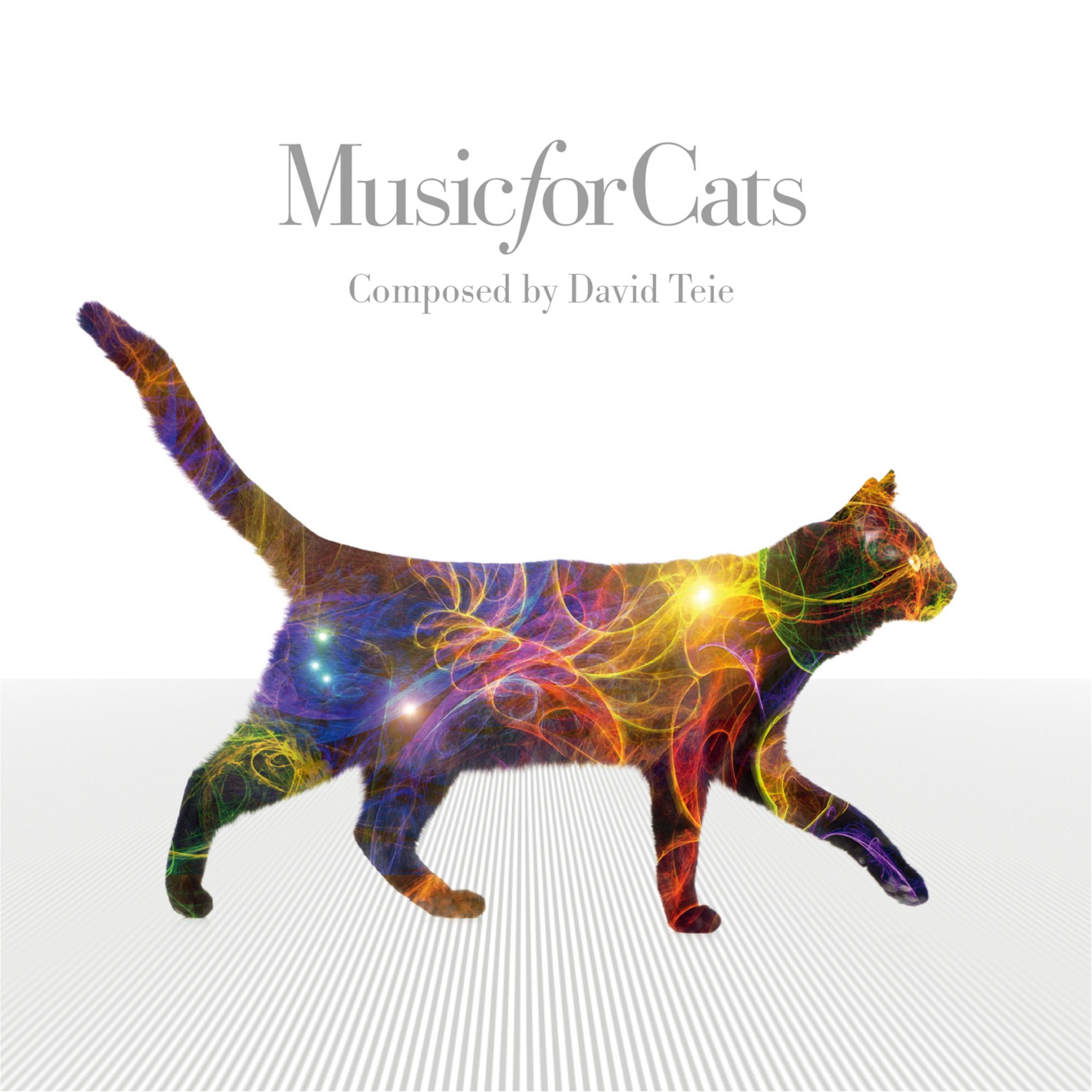 にゃんこのためのミャウジック♬ 猫飼いさん必見の「ねこのための音楽」CD、知ってる?_1