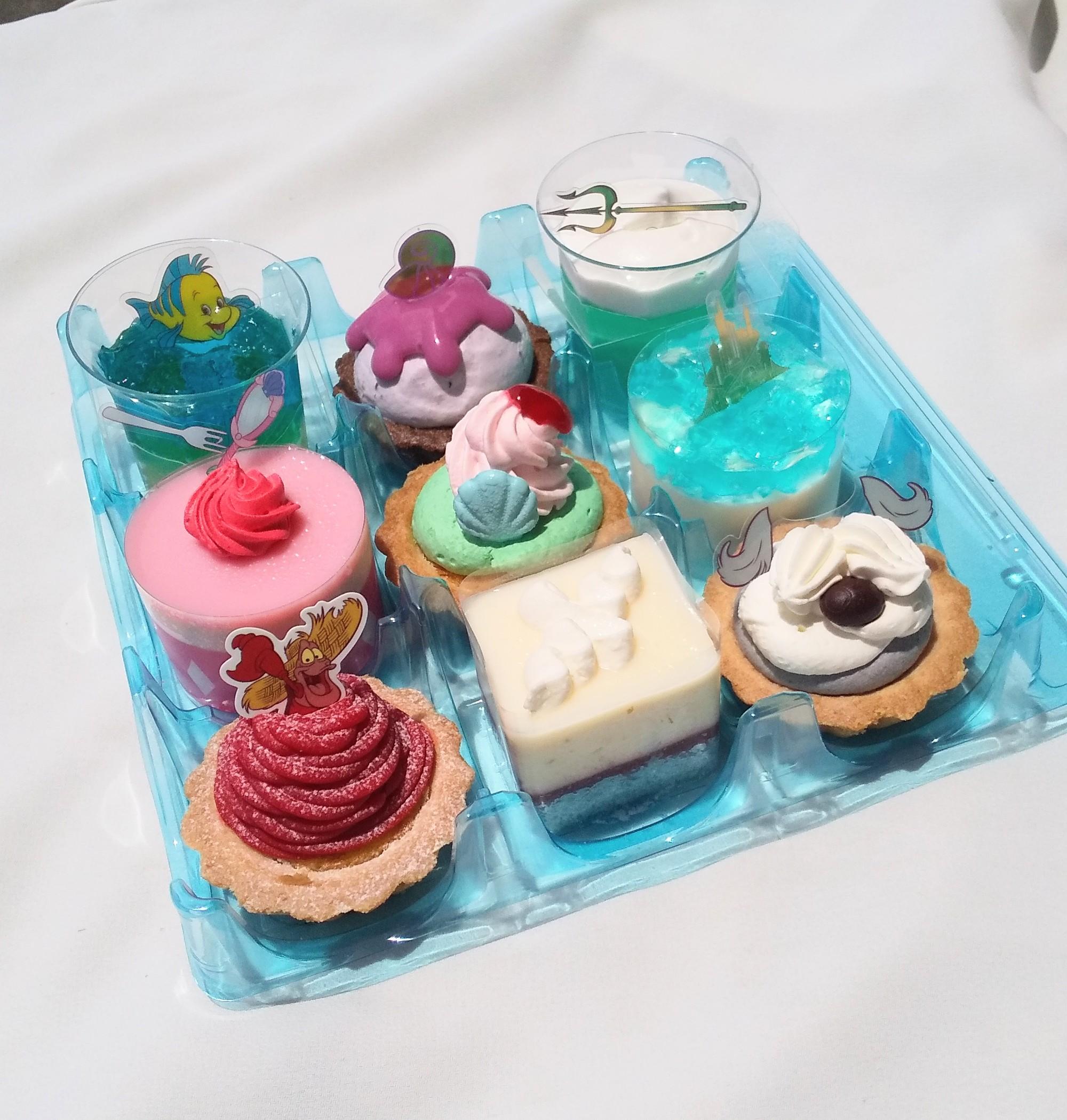 【6/11発売】きゅんきゅん!コージーコーナーから可愛すぎるアリエルのケーキが発売!!!_5