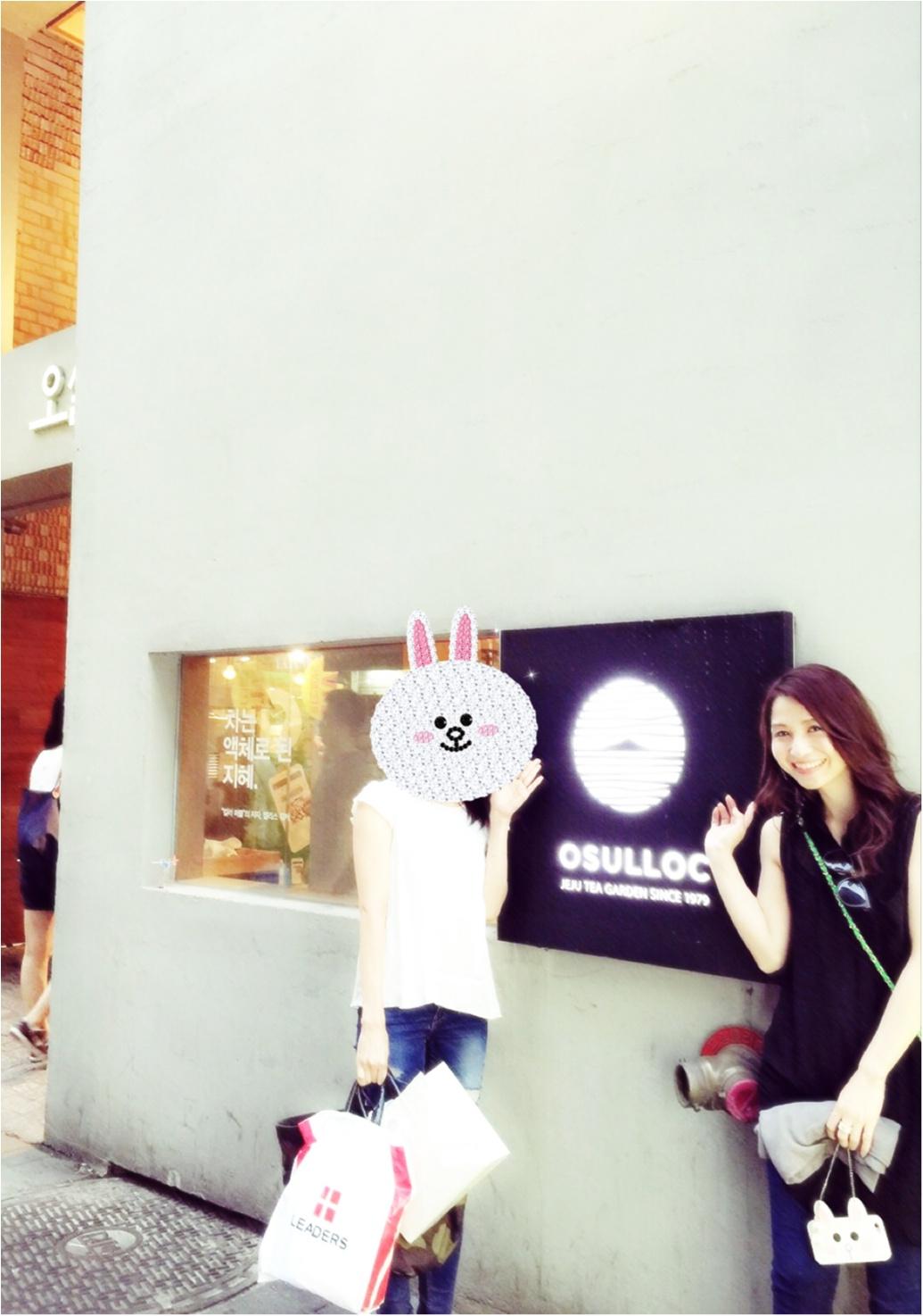 イエッポ〜♡韓国女子旅♡_2