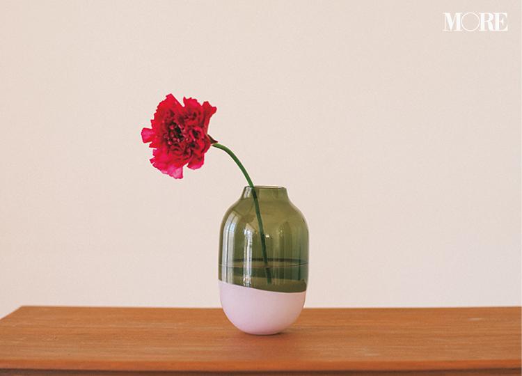 フラワーアーティスト前田有紀がおすすめするFLASKAの花瓶