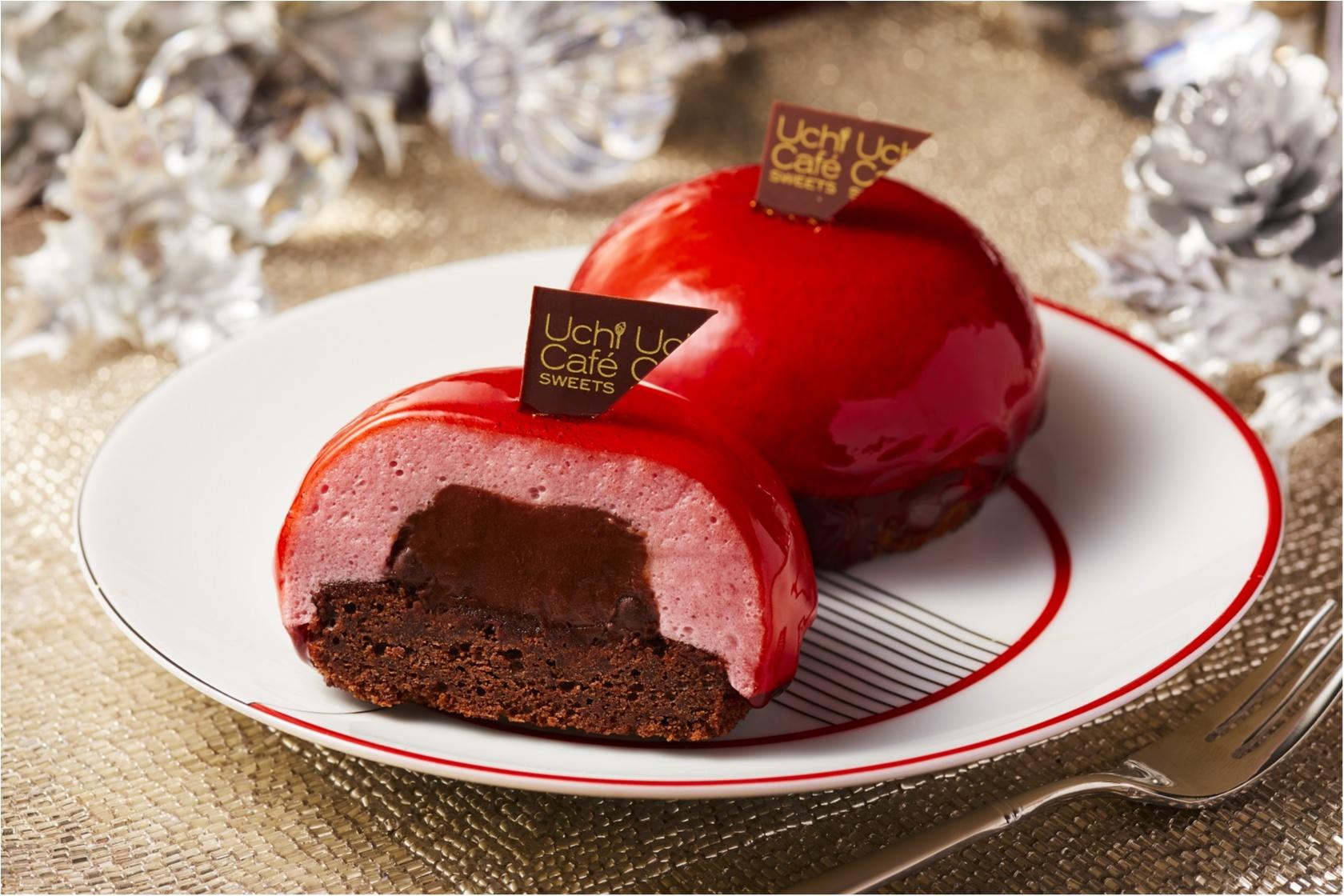 おひとりさまだってクリスマスを楽しみたい! 『ローソン』のミニサイズケーキを買って帰ろ♬_2