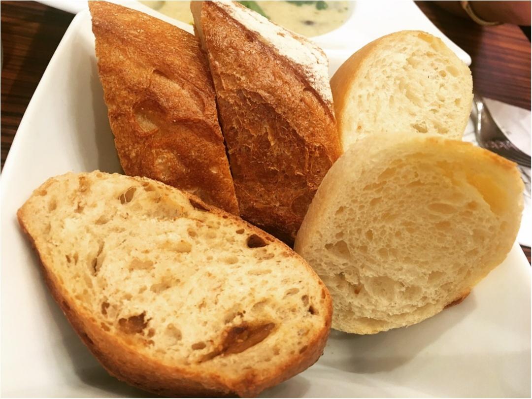 パン大好き人間は一度は行きたい、夢にみたメゾンカイザーのパン食べ放題ランチへ。〜パンの無限ループ〜_4