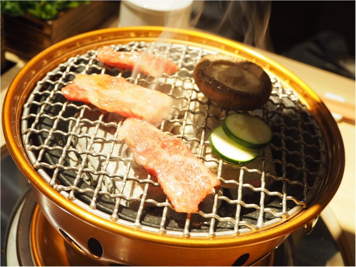 お肉と旬野菜のマリアージュ♡ふうふう亭 緑席_10