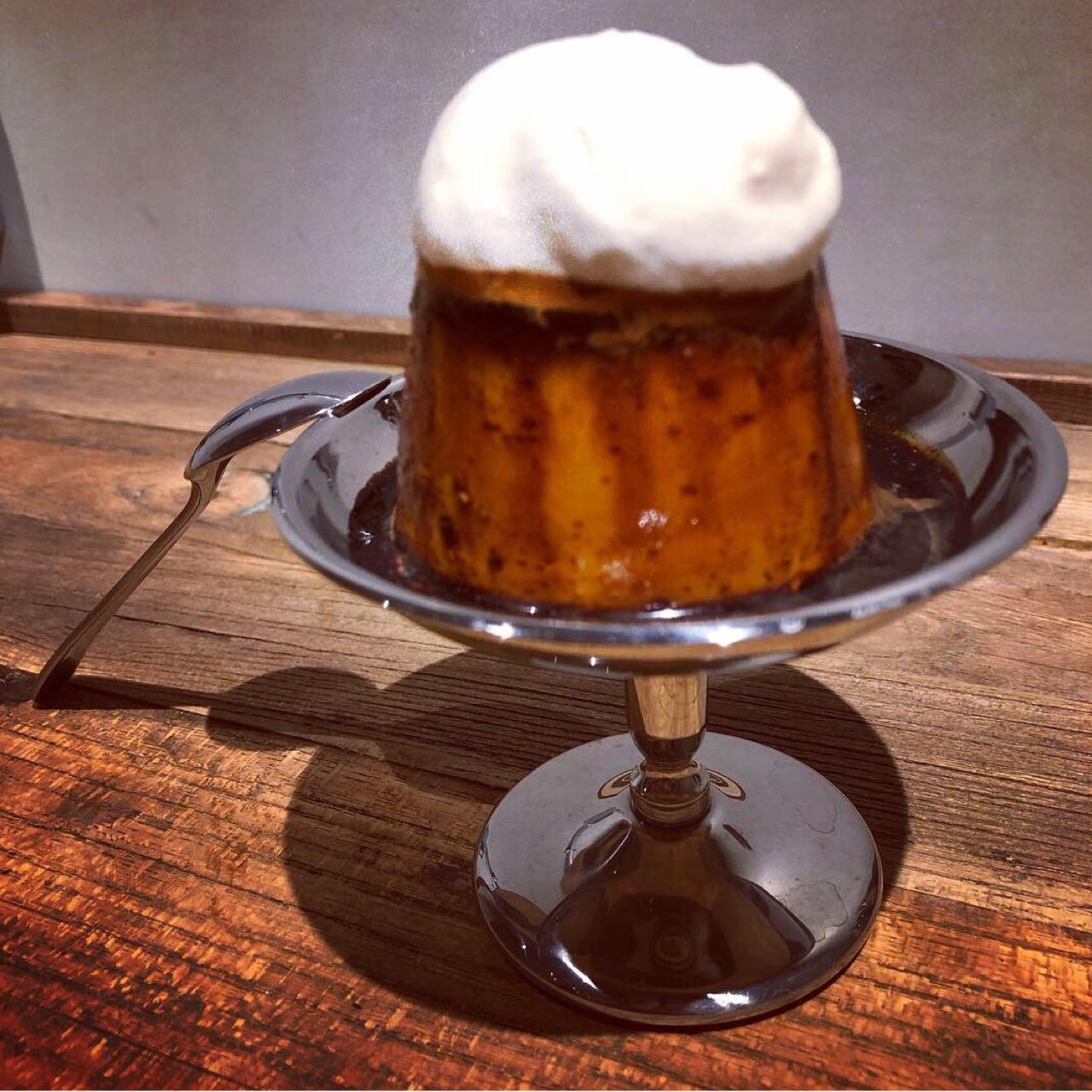 麹町の小さなカフェで食べられる♡レトロなビジュアルがオシャレでおいしいプリン!_2