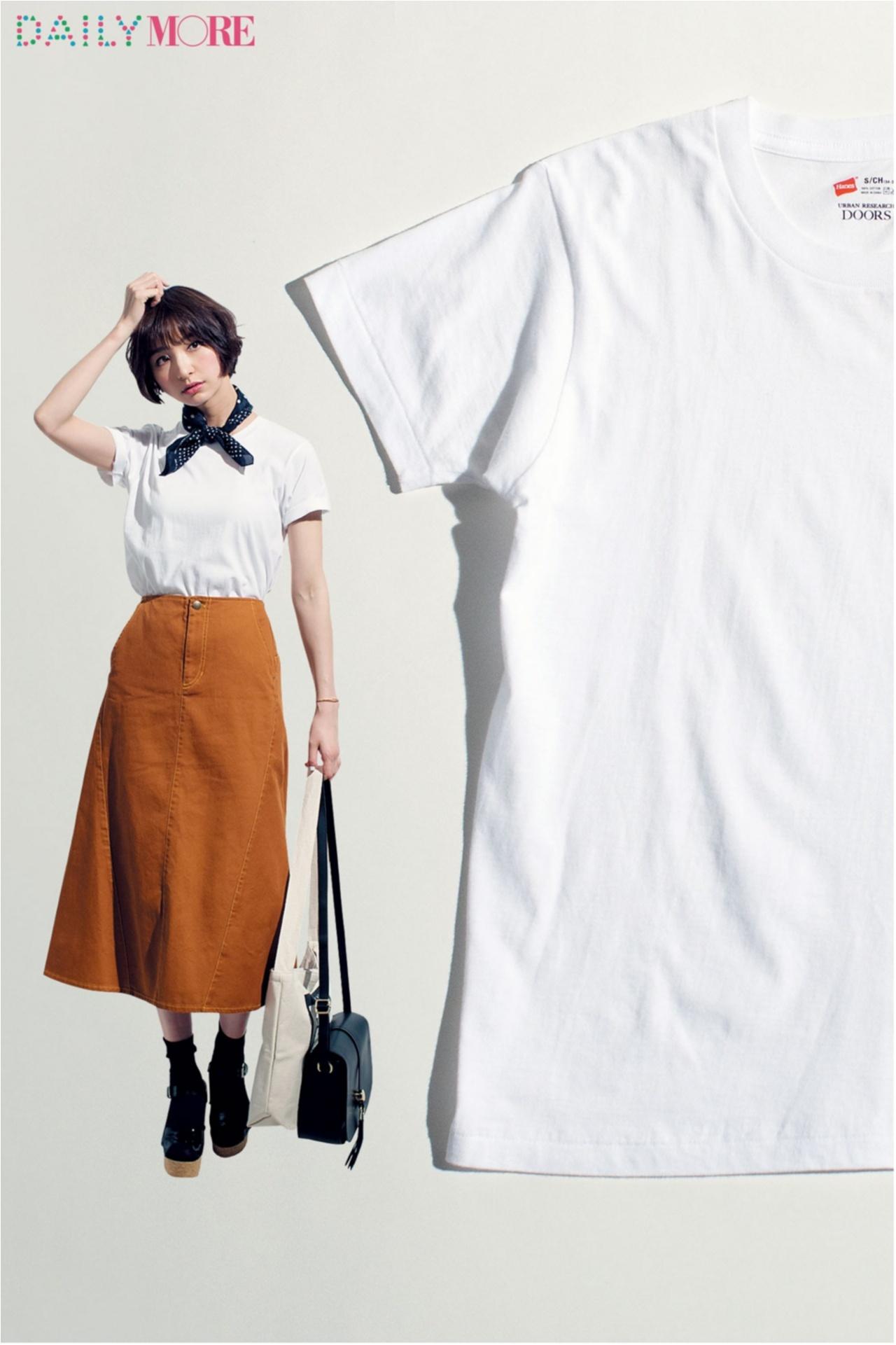Tシャツ&ワイドパンツ……注目のアイテム記事が大人気♡ 今週の人気ランキングトップ3!_3