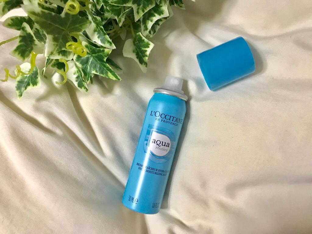 【ロクシタン】メイクの上からOK!ミスト化粧水がかなり使える!今冬の乾燥対策におすすめ♡_2