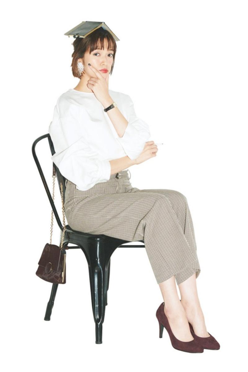 秋のマストアイテム、1枚で着られる【シャツ&ブラウス】カタログ | ファッション_1_15