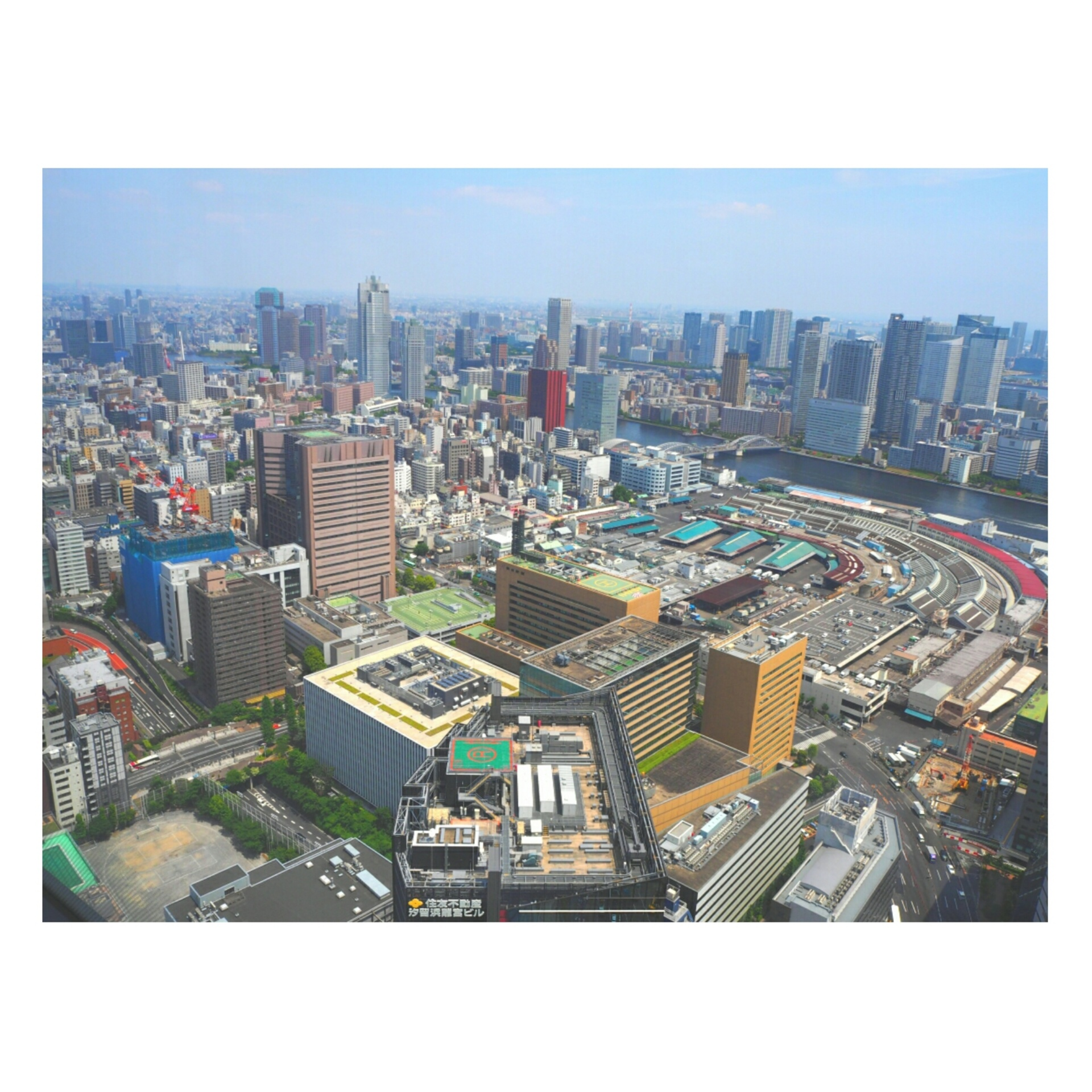 ◆一押しランチ!◆地上46階からの眺めとおいしい焼肉♡♡@汐留_1