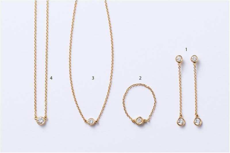 初めてのダイヤモンドは、やっぱり憧れの『ティファニー』がいい♡_1_2