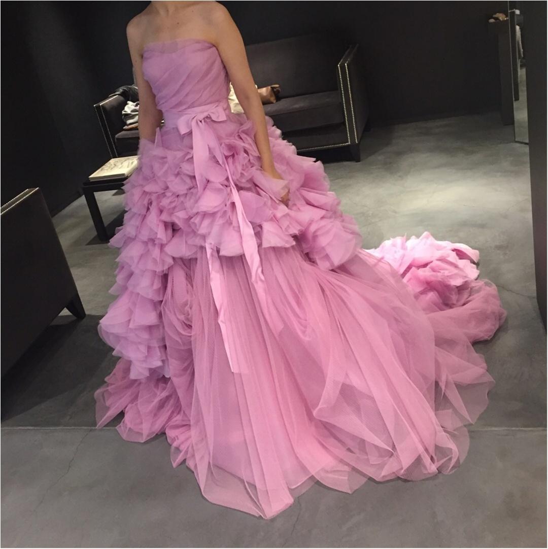【#ドレス迷子】weddingドレス、実際に着てみました✧asuの運命の1着に巡り合うまでのドレス試着レポート①_2