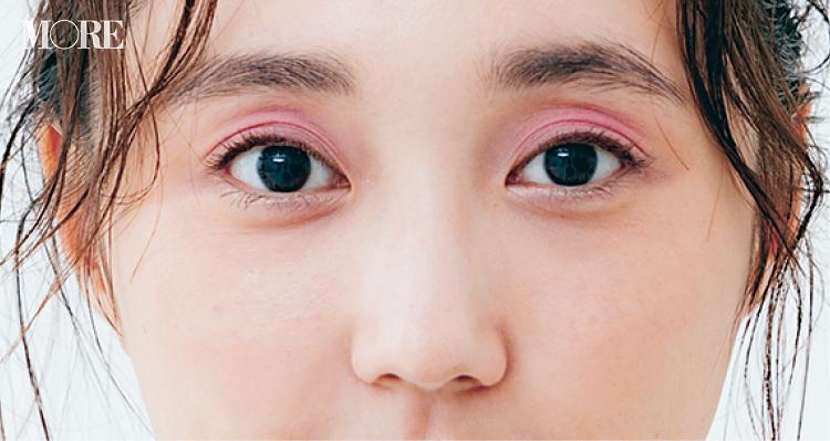 """長井かおりさん流・小顔""""ピンクメイク""""テクを公開!【小顔Q&A①】_2"""