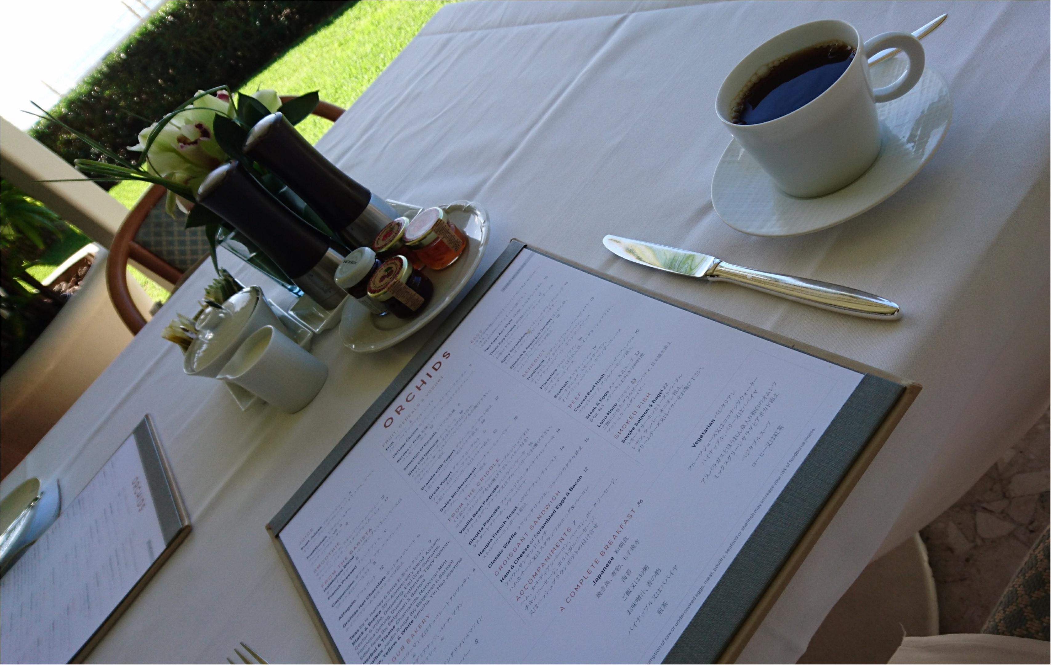 【trip】ホノルルで絶対おすすめの朝食♡最高のホテルで最高の朝食を(〃ω〃)_1