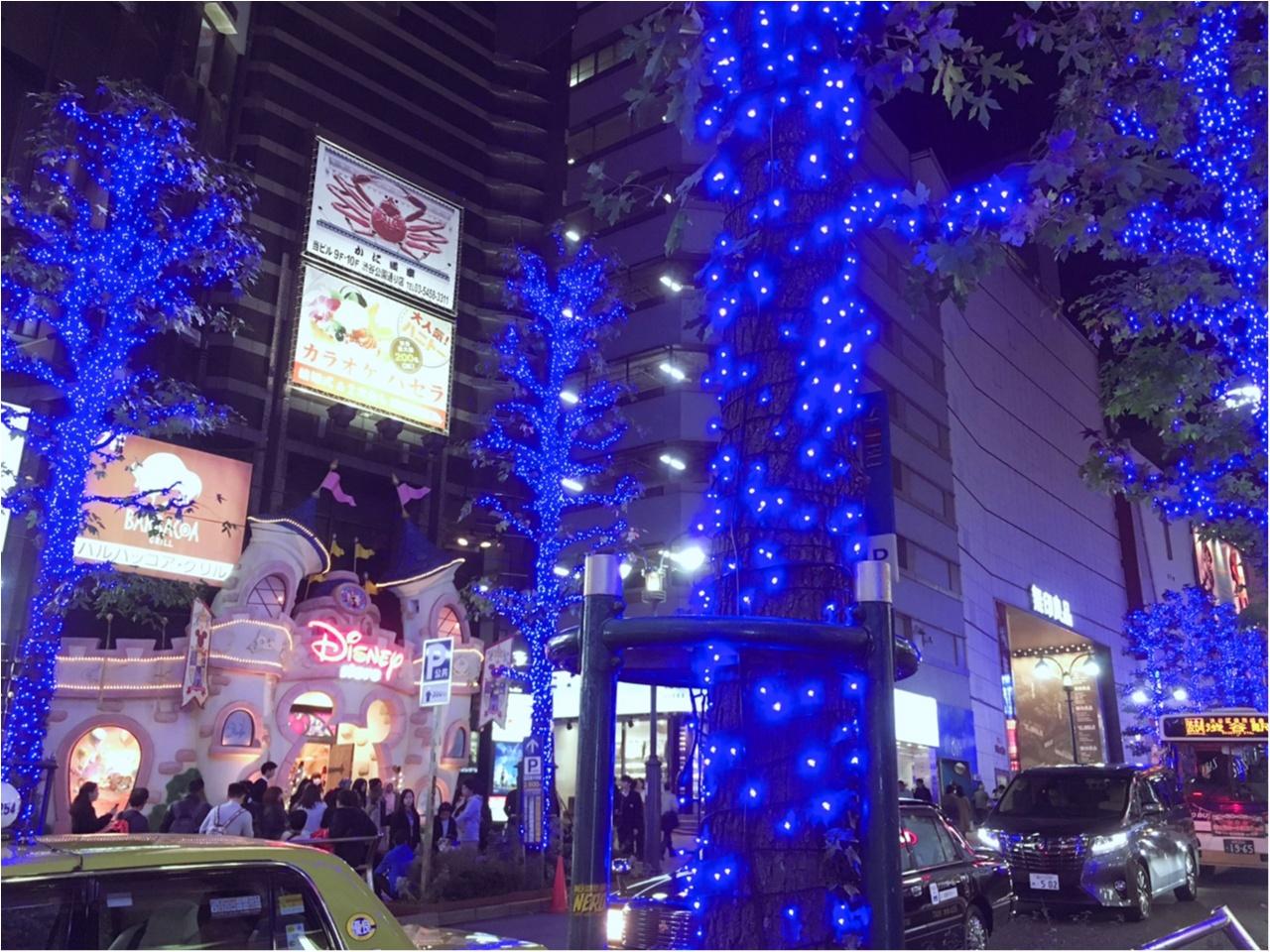 あの『青の洞窟』が渋谷に帰ってきた♡一面ブルーのイルミネーションは見逃し厳禁(*´ ˘ `*)_3