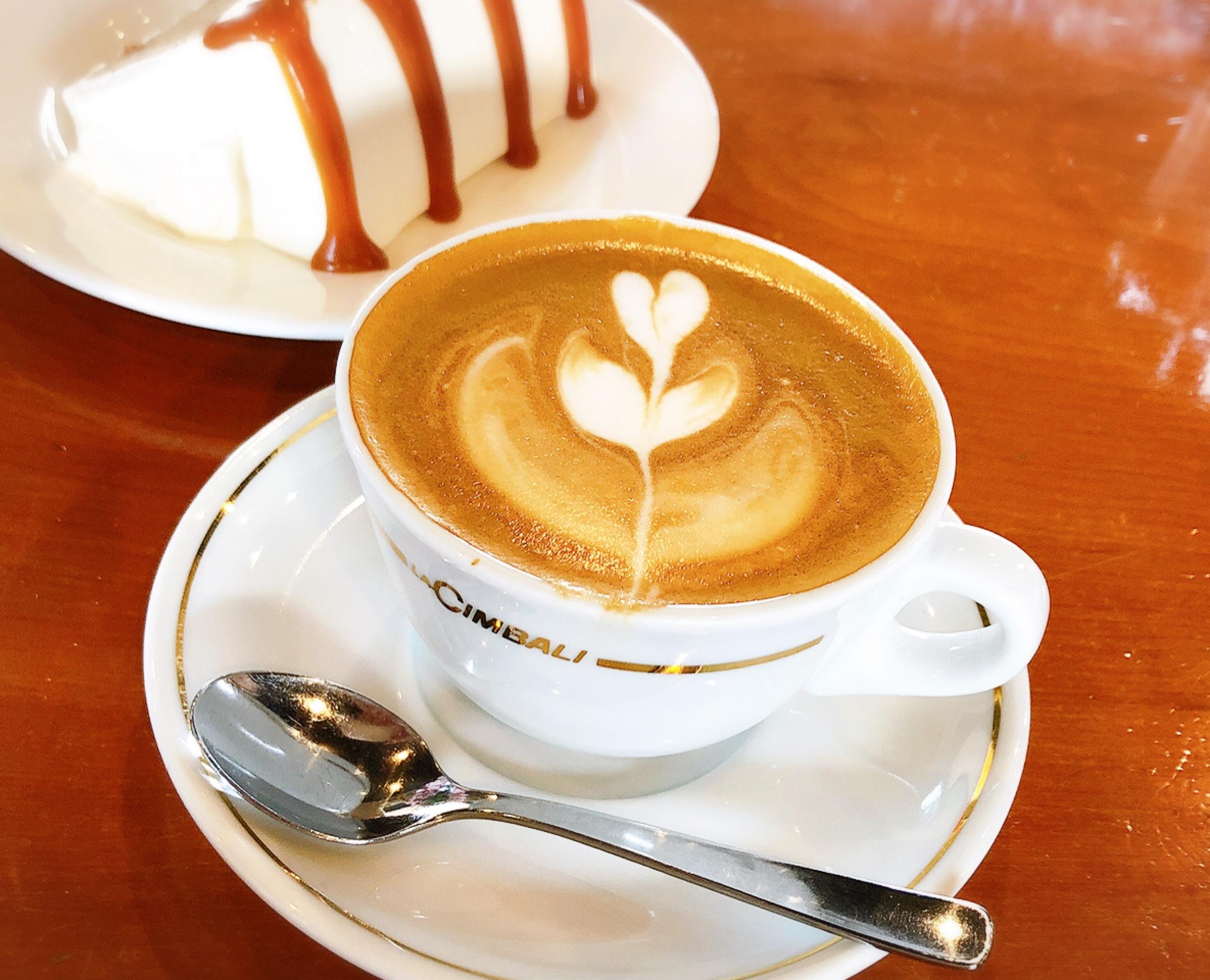 【#静岡カフェ】こだわり自家焙煎本格派コーヒーとふわふわ生キャラメルシフォンケーキが美味♡_8