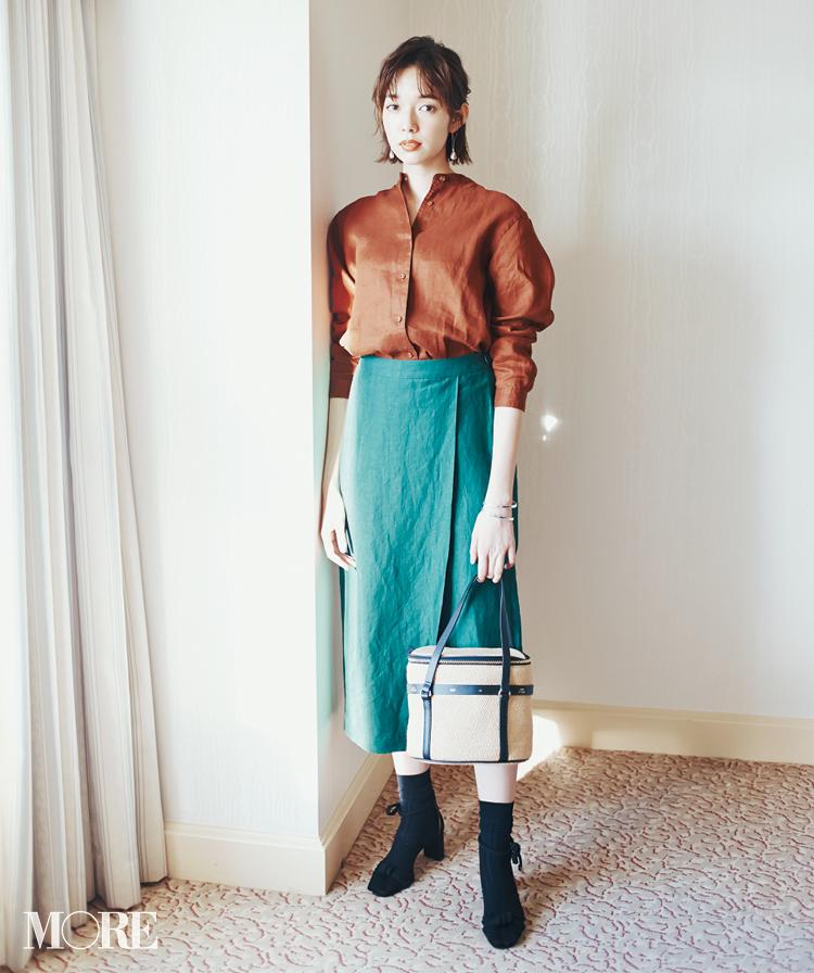 ユニクロコーデ特集 - プチプラで着回せる、20代のオフィスカジュアルにおすすめのファッションまとめ_34