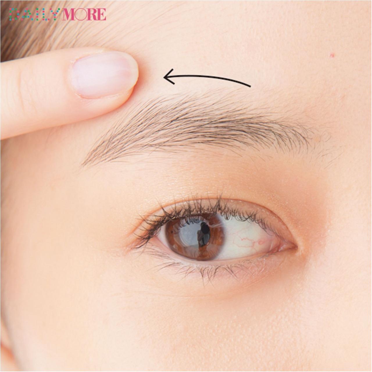 平行眉メイク特集 - 眉毛の形の整え方、描き方のポイントまとめ_2