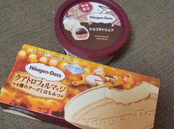 【ハーゲンダッツは裏切らない】期間限定の二種類を食べてみました!