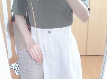 """【GU】夏のイベントもこれでOK?♥「デニムフレアマキシスカート」で""""おとなかわいい""""コーデ(*´ェ`*)"""