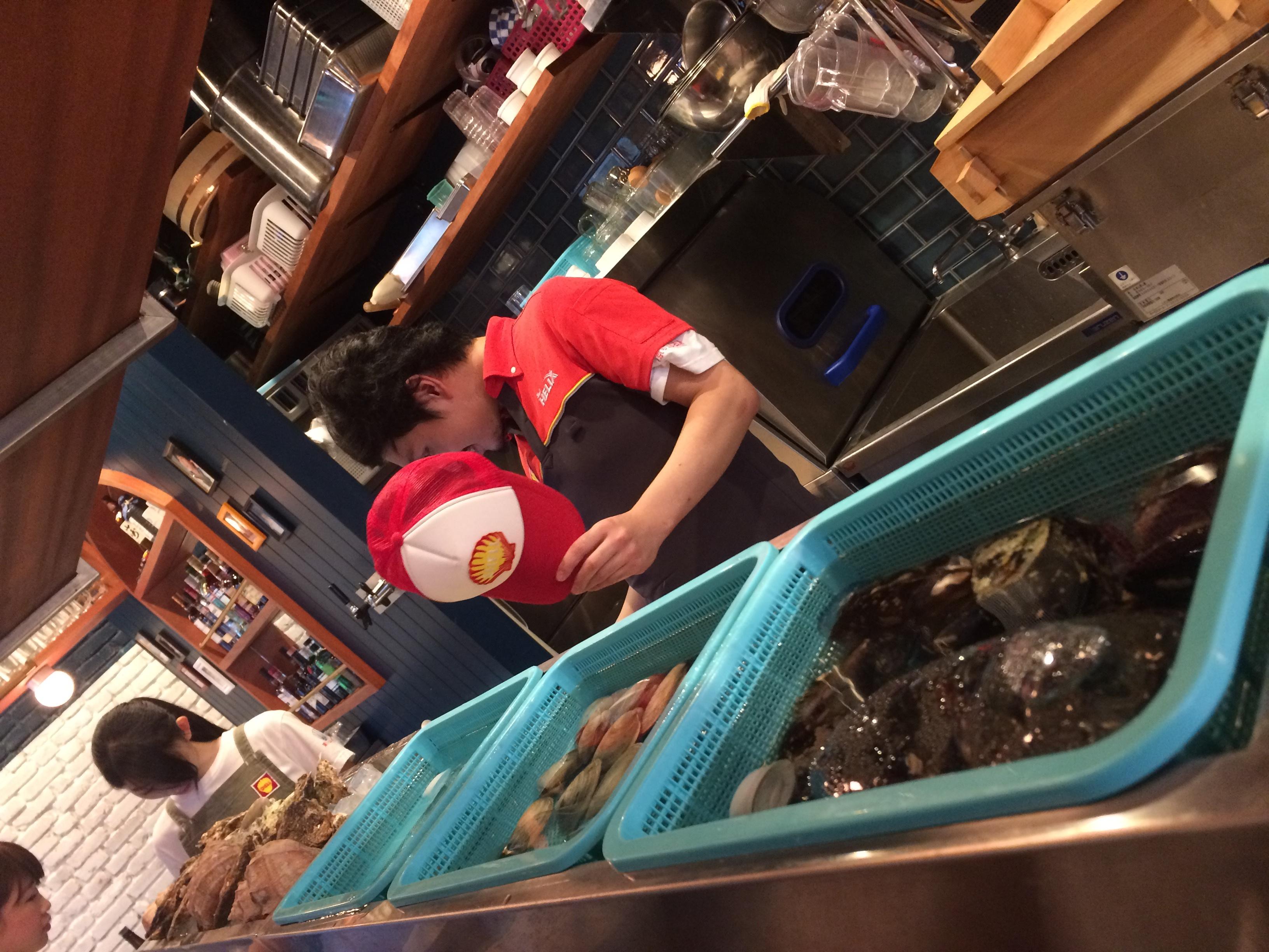 東京で美味しい魚貝料理♡_4