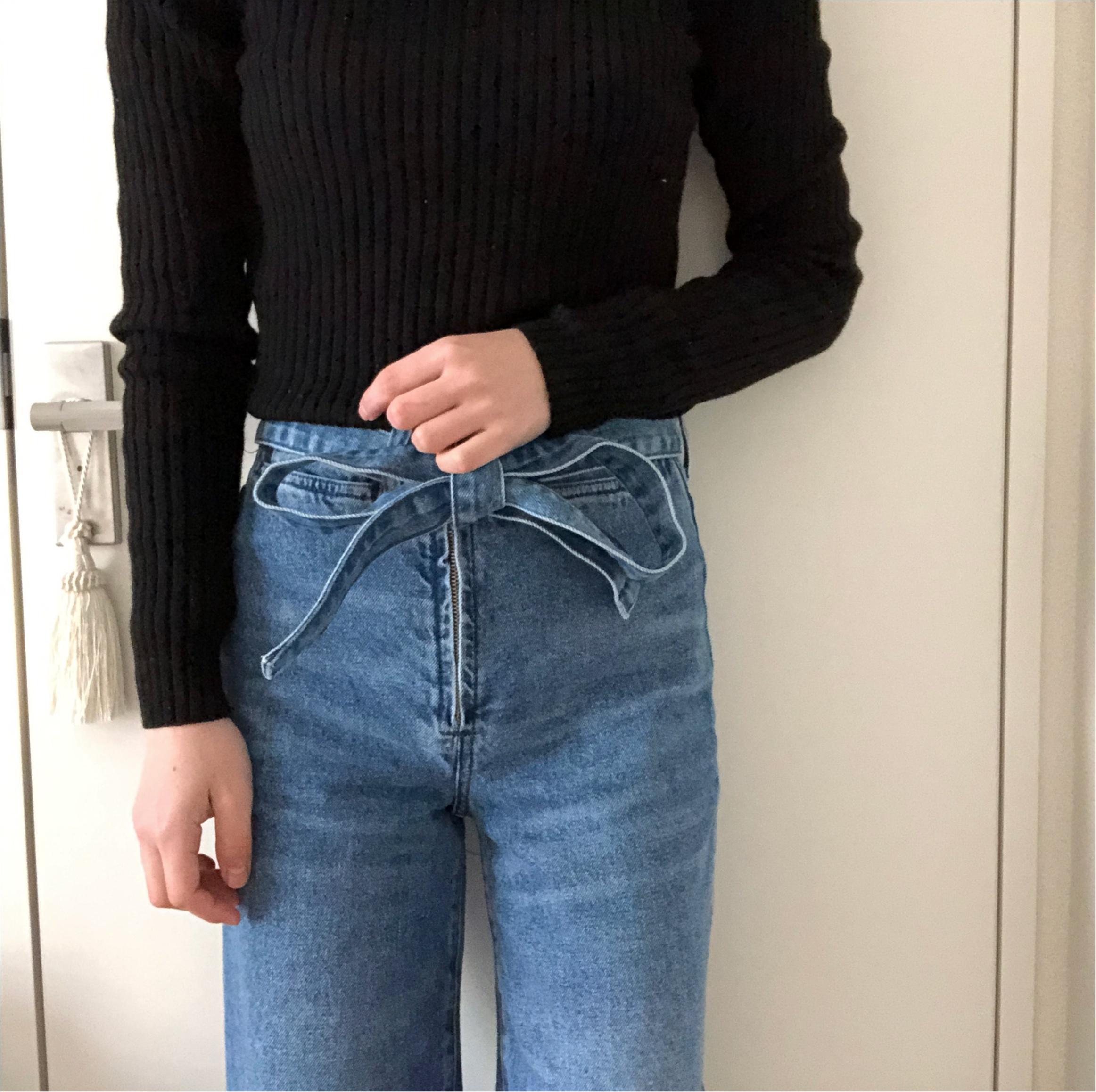 早めの春服は〈プチプラ〉で!H&Mはトップスもデニムも可愛いので、早めにGETしておきましょう!そして、この時期要チェックなおすすめショップも合わせてご紹介!_2