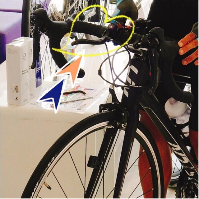 「ツール・ド・東北」完走のため一緒にがんばる相棒♡わたしたち三人娘の自転車を徹底解説!【#モアチャレ さえ】_4_2