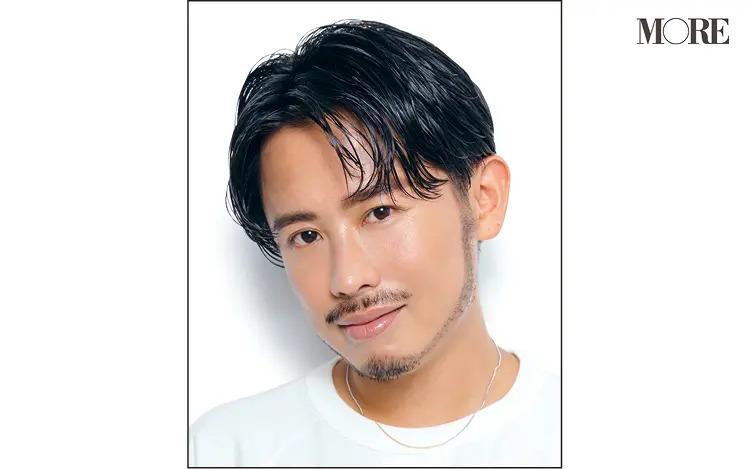 小顔テクに詳しいヘア&メイクアップアーティストの小田切ヒロさん