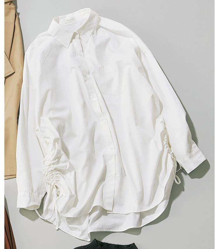 おしゃれなシャツコーデ特集 - 白シャツやシャツワンピースなどの最新レディースコーディネートまとめ   2020年版_66