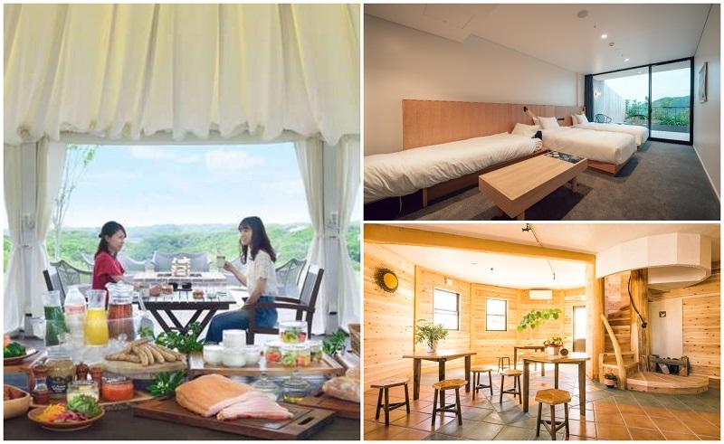 三重県、伊勢志摩で人気のホテル『ホテルヴィソン』、『風見荘』、『ネムリゾート』
