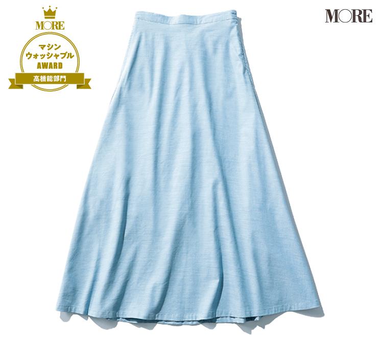『神戸レタス』の洗えるスカート