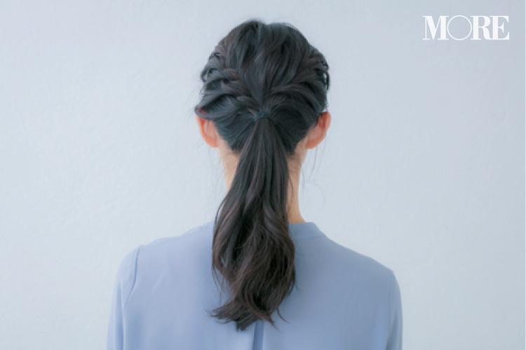 社会人のオフィスヘアアレンジ特集《2019年》- ボブもロングも簡単におしゃれ! お仕事にぴったりの髪型は?_13