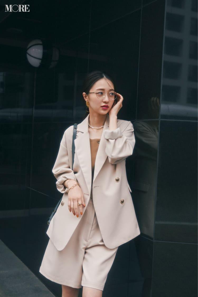 春のジャケットコーデ特集 - 20代向け好印象なレディースコーディネートまとめ | 2020年版_17