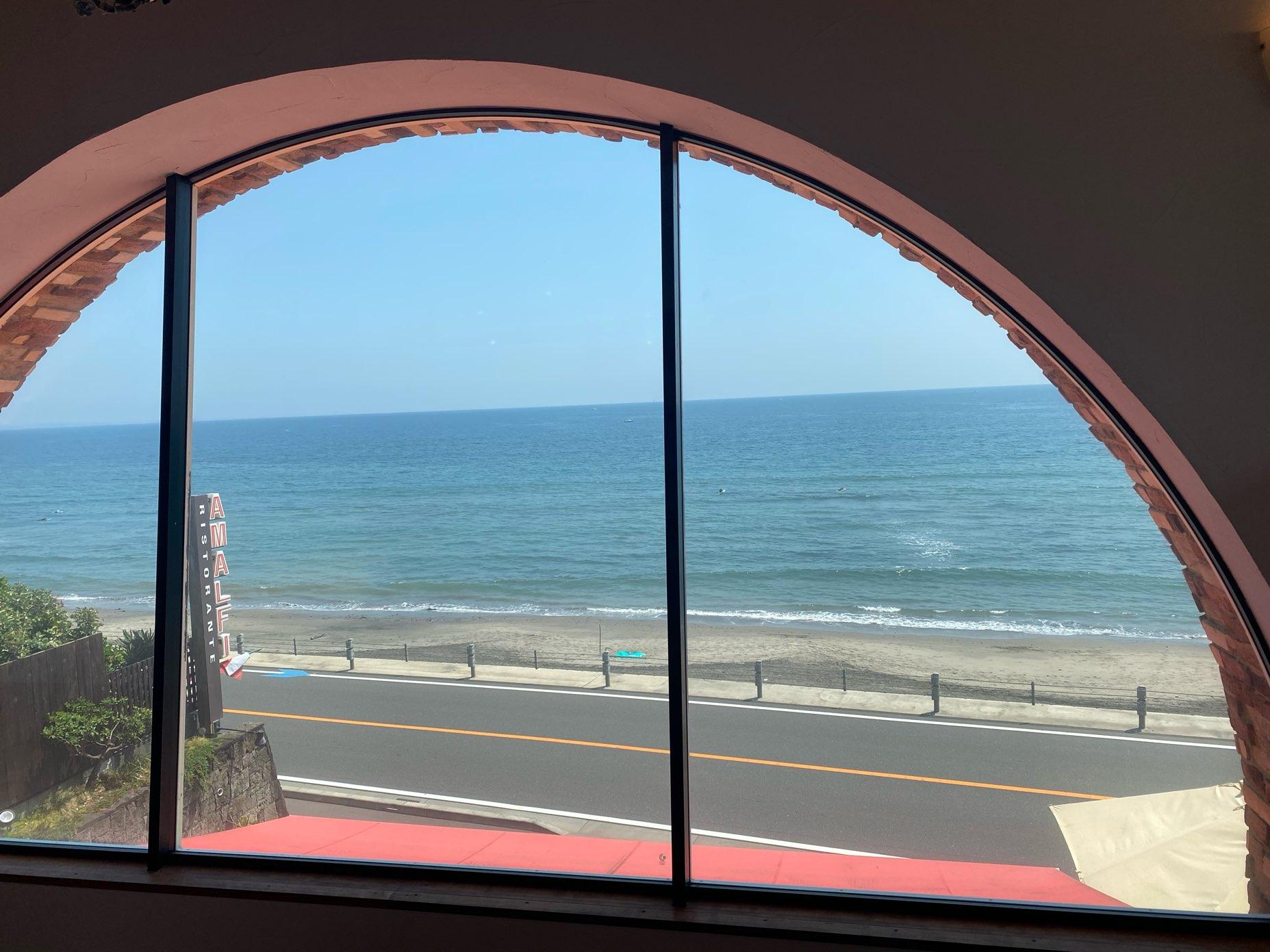 【湘南エリア】海が一望できるレストラン♪_1