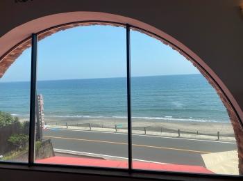 【湘南エリア】海が一望できるレストラン♪