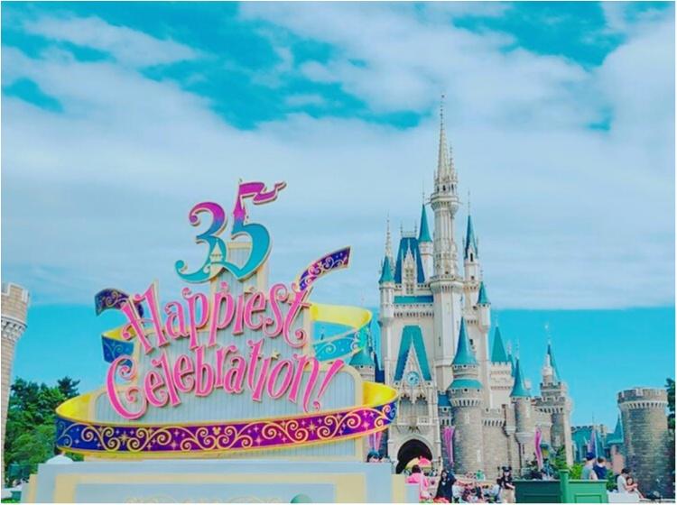 【東京ディズニーリゾート35周年】買える場所付き✨絶対にGETしたい!フォトジェニックな限定スイーツ3選❤️_1