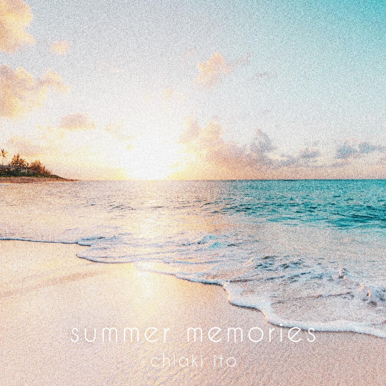 伊藤千晃さん半年ぶりの新曲『summer memories』は、ドライブのおともにも最適な、2020年夏のいちおしソング! 今日7/29デジタル配信スタート_2