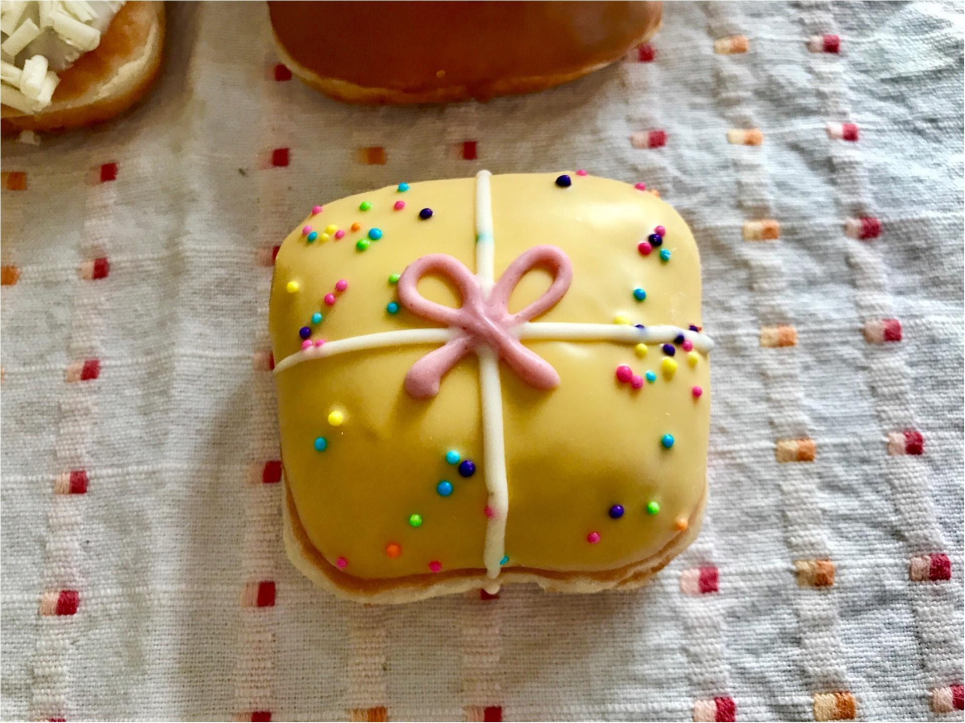 【クリスピークリームドーナツ】クリスマス限定ドーナツが可愛すぎると絶賛の嵐♡_5