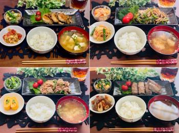 【今月のお家ごはん】アラサー女子の食卓!作り置きおかずでラク晩ご飯♡-Vol.26-