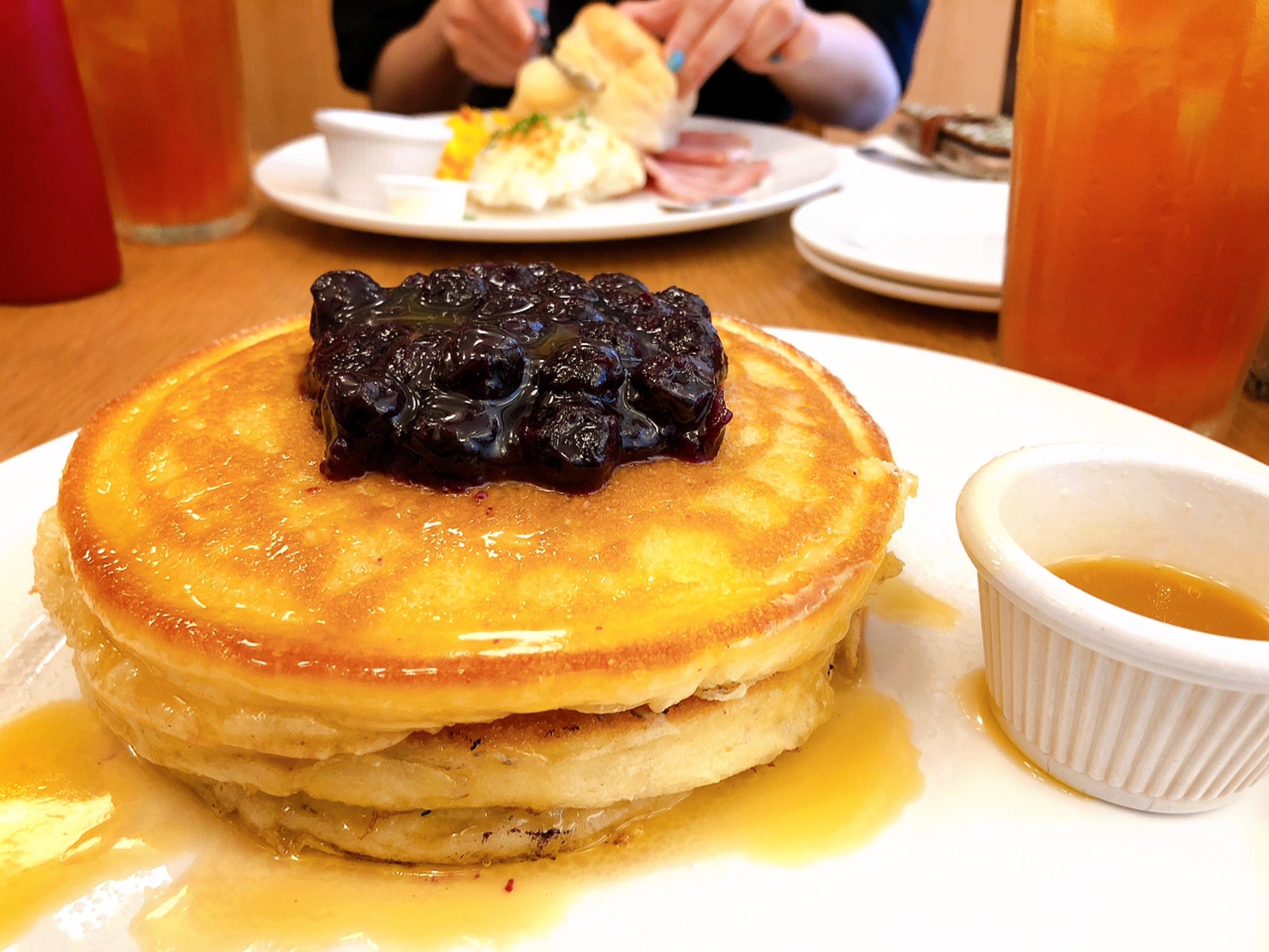 【表参道】NYで大人気のパンケーキを東京 南青山で♩CLINTON ST. BAKING COMPANY_3