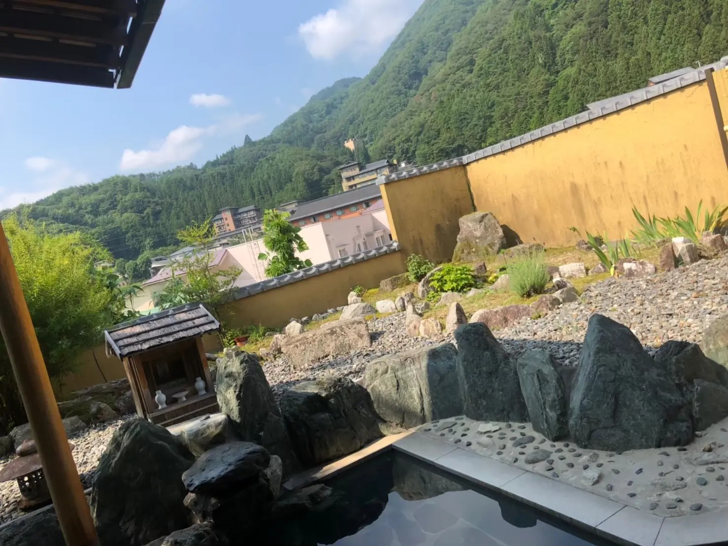 長野県・阿智村の昼神温泉