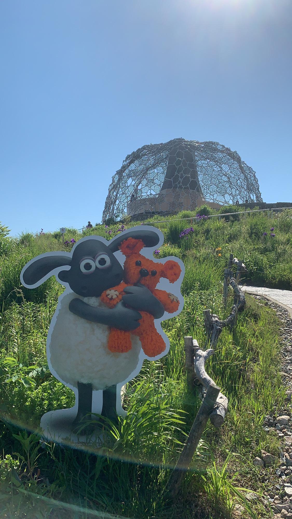 【HYOGO】六甲山の自然いっぱいな癒し空間♡キャラコラボ中☺︎_3