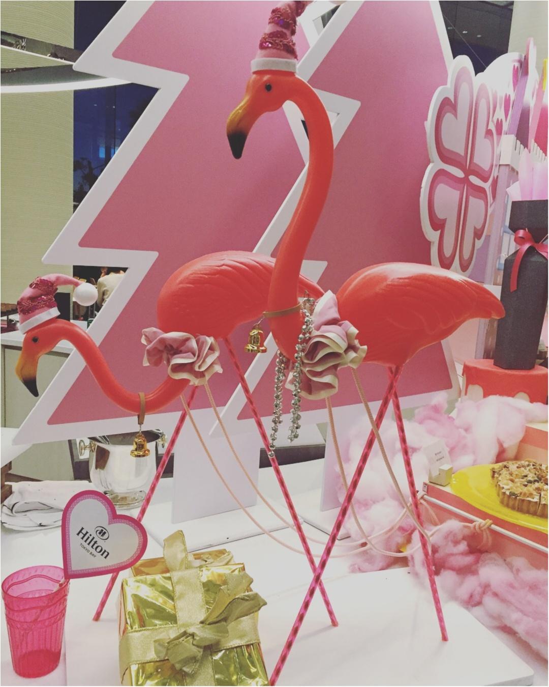 ♡モアハピ女子会!ヒルトン東京ベイのピンクだらけの可愛すぎるブッフェがお得すぎる♡_5