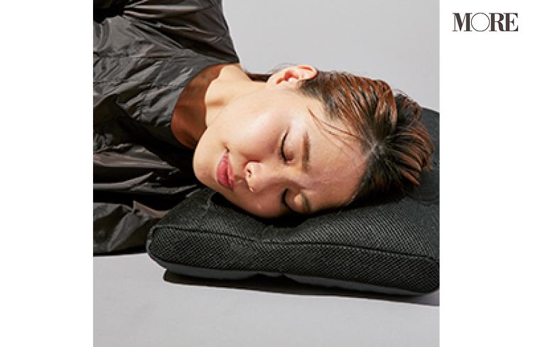小顔整体、ゆがみ改善、肩のストレッチetc. 噂の「美容枕」で寝ている間にキレイになろう♡_3