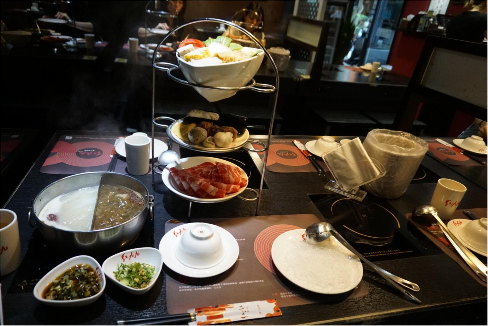 ☺︎♡台湾。1人旅行!完全自分好み!1人でも食べに行ける!友達とでもおすすめな火鍋屋さん!_1