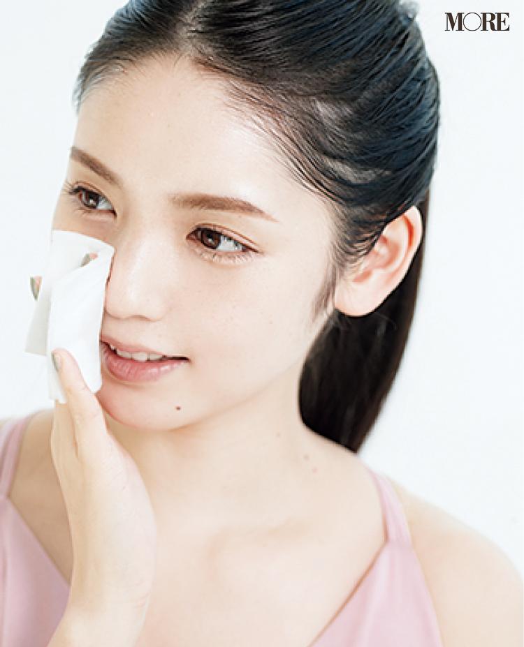 道重さゆみさんの化粧水ケア方法