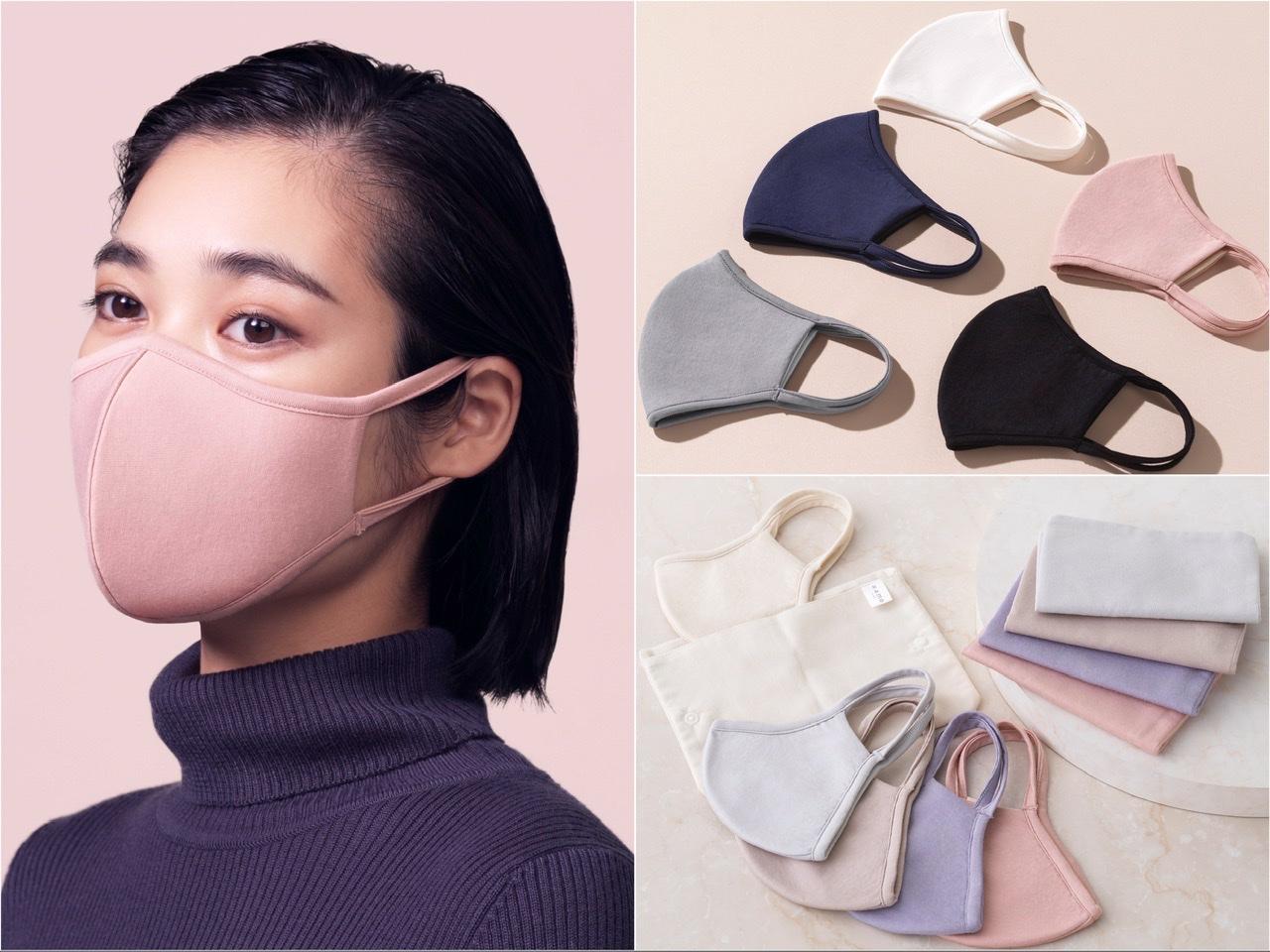 『GU』の高機能マスク、10/30(金)発売! 可愛い・洗濯機で洗える・プチプラ、買わない理由が見つからないんです♡_1