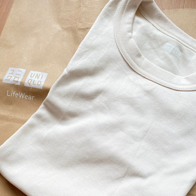 【UNIQLO】クールネックTシャツが優秀すぎる!_1