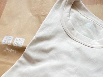 【UNIQLO】クールネックTシャツが優秀すぎる!